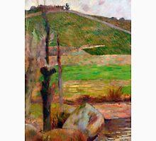 1888 - Gauguin -  Landscape near Pont-Aven Unisex T-Shirt