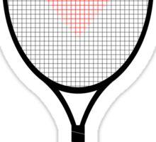 Tennis racket Sticker