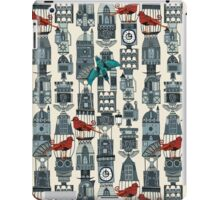 steampunk towers iPad Case/Skin