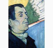 1888 - Gauguin -  Portrait of a man Unisex T-Shirt
