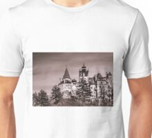 Dracula's castle, Transylvania Unisex T-Shirt