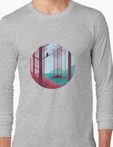 The guardian of the forest Long Sleeve T-Shirt