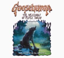 goosebumps werewolf of fever swamp Kids Tee