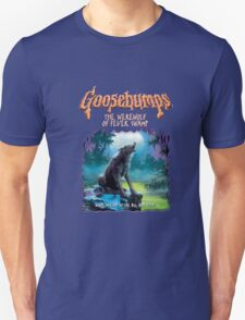 goosebumps werewolf of fever swamp T-Shirt