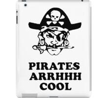 Pirates Arh Cool iPad Case/Skin