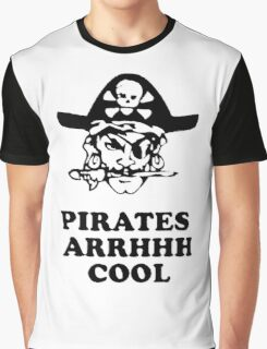 Pirates Arh Cool Graphic T-Shirt
