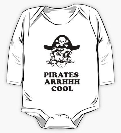 Pirates Arh Cool One Piece - Long Sleeve