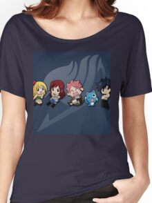 Chibi - Fairy Tail Women's Relaxed Fit T-Shirt