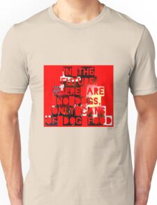In The Future There Are No Dogs T-Shirt