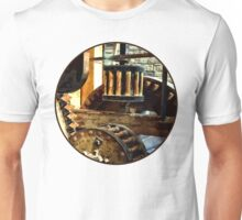 Gears in a Grist Mill Unisex T-Shirt