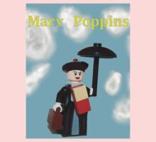 Lego Mary Poppins  One Piece - Long Sleeve