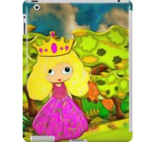 A Party for a Princess iPad Case/Skin