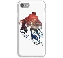 Expecto Patronum Nebula iPhone Case/Skin