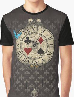 New adventure in Wonderland Graphic T-Shirt