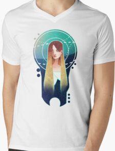 Casiopea Mens V-Neck T-Shirt