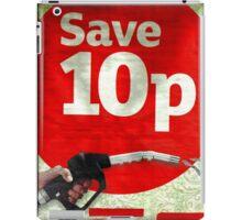 Save 10p iPad Case/Skin