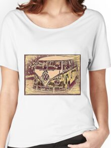 Vintage Retro Women's Relaxed Fit T-Shirt