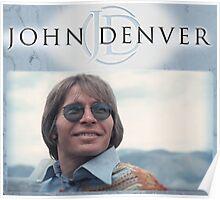 John Denver Country Music Poster