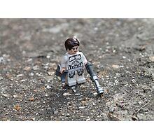 Lego Oblivion Photographic Print