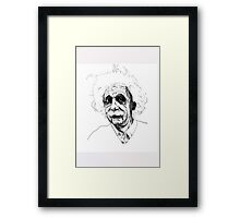 uncle albert Framed Print