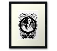 Mary Leakey Framed Print