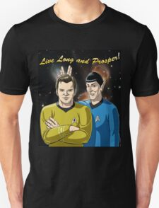 Star Trek - Kirk & Spock T-Shirt