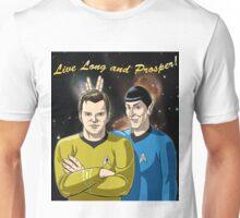 Star Trek - Kirk & Spock Unisex T-Shirt