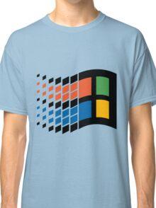 Vintage windows logo Classic T-Shirt
