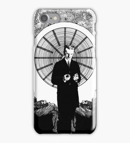 Nikola Tesla iPhone Case/Skin