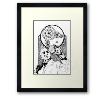 Alexander Fleming Framed Print