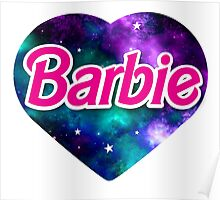 BARBIE universe Poster