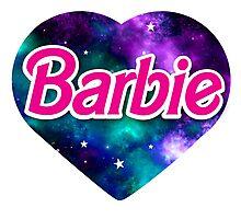 BARBIE universe Photographic Print