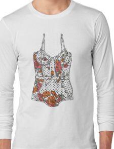 Lingerie-2 Long Sleeve T-Shirt