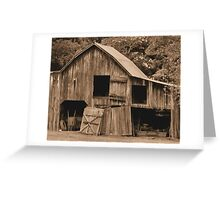 """""""Grandpappy's 'Work from Home Jobs Center'""""... prints and products Greeting Card"""
