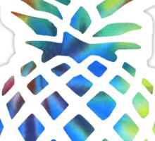Hippy Pineapple - ONE:Print Sticker