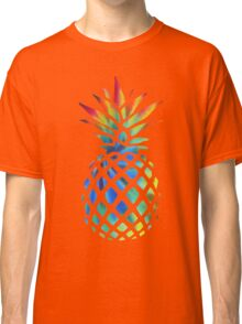 Hippy Pineapple - ONE:Print Classic T-Shirt
