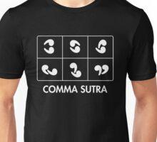 comma sutra Unisex T-Shirt