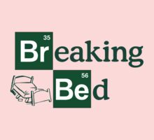 Breaking Bed! Kids Tee