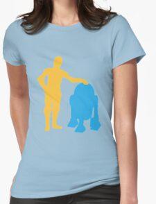 True Buds Womens Fitted T-Shirt