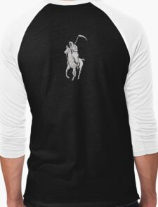 GRIM REAPER POLO BIG Men's Baseball ¾ T-Shirt