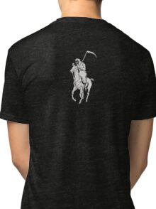 GRIM REAPER POLO BIG Tri-blend T-Shirt