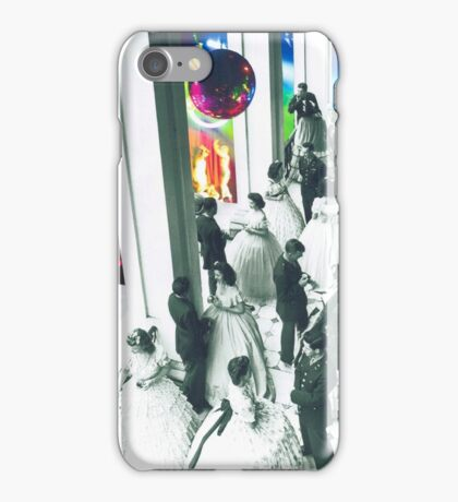 Dance then and now  iPhone Case/Skin