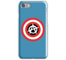 Captain Anarchy! iPhone Case/Skin