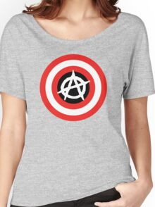 Captain Anarchy! Women's Relaxed Fit T-Shirt