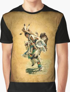 Indian Dance Graphic T-Shirt