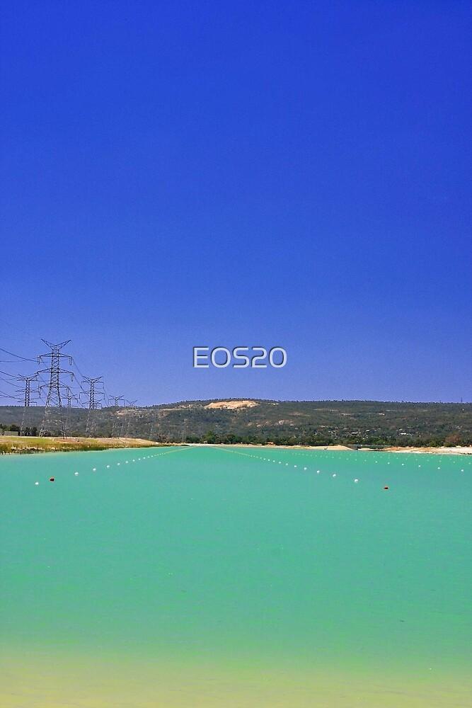 Champion Lake - Western Australia  by EOS20