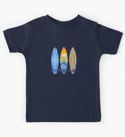 Born To Surf Honu Kids Tee