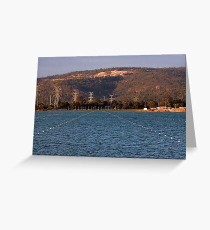 Champion Lake  Greeting Card