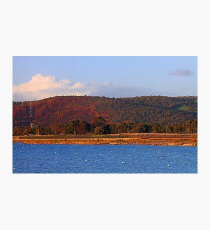 Champion Lakes Foothills - Western Australia  Photographic Print