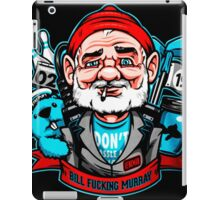Bill Effing Murray iPad Case/Skin
